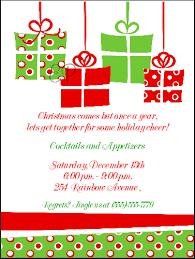 christmas invitations gifts christmas invitations