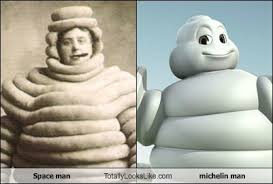 Michelin Man Meme - space man totally looks like michelin man totally looks like