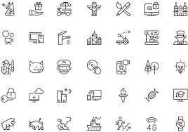 design icons 350 free vector icons material design icons style
