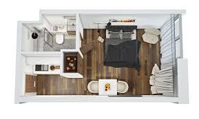 barack 3d floor plan cgtrader