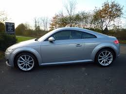used silver audi tt for sale suffolk