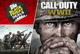 call of duty ww2 black friday 2017 uk deals best prices for ps4
