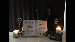 halloween crafts 2017 how to make a spell book youtube