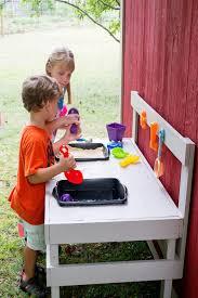 Kids Activity Desk by Diy Kids U0027 Play Table Hgtv