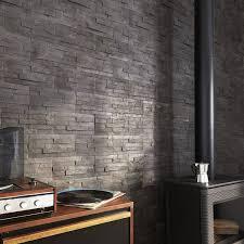 Briques Parement Interieur Blanc Accueil Design Et Mobilier Plaquette De Parement Béton Anthracite Sunset Leroy Merlin