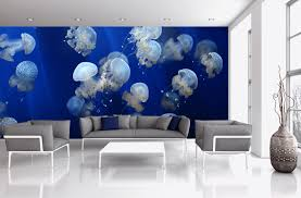 exotic underwater wall mural ideas for your living rooms mural living room