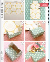 How To Make A Box With Paper - watson design papercraft how to make pretty paper gift