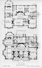 Southwest House Plans Architectures Mansions Blueprints Luxury Mansion Floor Plans