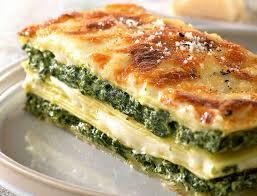 recettes cuisine food inspiration lasagnes ricotta épinards recettes
