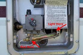 Water Heater Pilot Light Won T Stay Lit Pilot Light On Suburban Sw6p Water Heater Won U0027t Light Popupportal