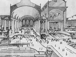 Grand Central Map New Florence New Renaissance Grand Central Station A Throwback