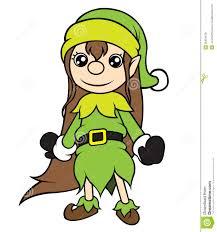 christmas elf standing royalty free stock image image 35224676