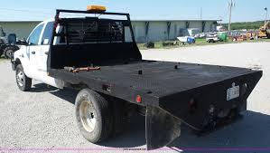 Dodge 3500 Pickup Truck - 2009 dodge ram 3500 quad cab flatbed pickup truck item j87