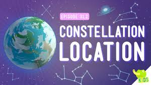 constellation location crash course kids 31 2 youtube