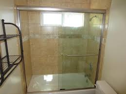 Sliding Glass Shower Doors Over Tub by Bath U0026 Faucets Sliding Shower Doors For Walk In Shower Sliding
