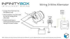 motorola alternator wiring diagram wiring schematics and wiring