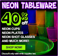 neon party supplies blacklight party supplies blacklight decorations blacklight
