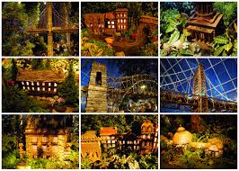 Train Show Botanical Garden by Mille Fiori Favoriti The Ny Botanical Garden Holiday Train Show