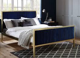 Blue Bed Frame Metal Bed Frame Dreams