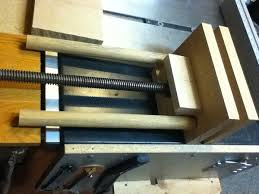 Wooden Bench Vise Plans by Woodworking Class In Raleigh Diy Wood Bench Vise