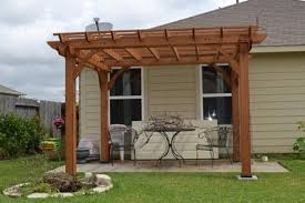 5 Ft Patio Swing With Cedar Pergola Create by 2 Must Have Backyard Discovery Pergolas