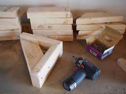 Wooden Shelf Plans Garage by 54 Best Garage Storage Images On Pinterest Garage Shelf Garage