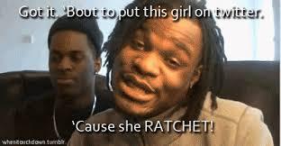 She Ratchet Meme - she ratchet gif tumblr