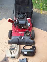 hello i have a craftsman 4 in 1 yard vac i started it