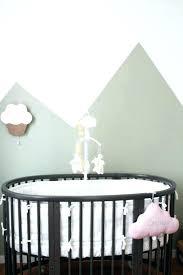 chambre avec lit rond chambre bébé lit rond famille et bébé