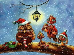 owl christmas 89 best christmas owls images on christmas owls owls