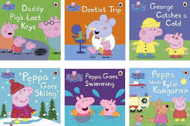 Peppa Pig 2017 Book Pac Mags Partners With Woolies To Bring Back Peppa Pig Story Book