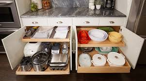 pull out racks for kitchen cabinets kitchen pull out shelves custom shelves shelfgenie