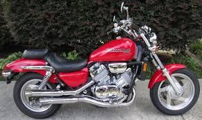 1996 honda magna motorcycles for sale