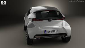 lexus hatchback 2015 360 view of lexus lf sa 2015 3d model hum3d store