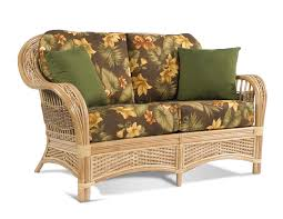 Rattan Sleeper Sofa Wicker Sofas A Wicker Sofa Selection For Your Patio Furniture