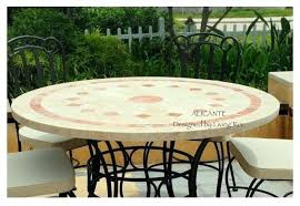 Marble Patio Table Garden Furniture Outdoor Patio Table Marble