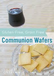 communion cracker gluten free grain free communion wafers