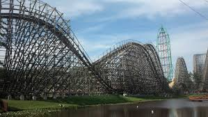 Kingda Kong Six Flags The Best Roller Coasters In The World