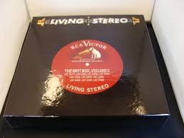 brit box popsike com classic records living stereo the brit box vol 2
