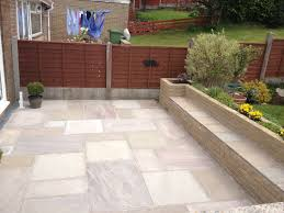 Patio Stone Pictures by Autumn Brown Indian Sandstone Paving Slabs Natural Patio Stone