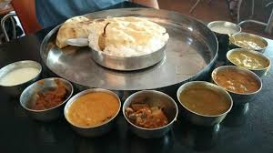 cuisine colombo sri vihar colombo tasty indian vegetarian thali meal picture