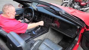 87 corvette for sale 1987 chevrolet corvette roadster sold drager s international