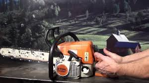 the chainsaw guy shop talk stihl ms 250 c be chainsaw 11 9 youtube