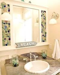 Beachy Bathroom Ideas Marvelous Frame Bathroom Mirrors Inspired Bathroom