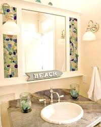 Beachy Bathroom Mirrors Marvelous Frame Bathroom Mirrors Inspired Bathroom