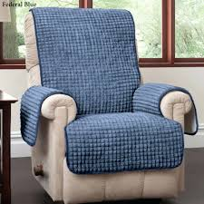 Sure Fit Dual Reclining Sofa Slipcover by Recliners Stupendous Wing Chair Recliner Cover For Inspirations