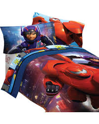 Superhero Twin Bedding Check Out These Cyber Monday Deals On Disney Big Hero 6 Bed Sheet