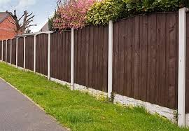 matching outdoor wall and post lights 118 fencing ideas and designs different types with images