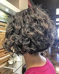 angled curly bob haircut pictures angled bob hairstyles for curly hair inspirational best 25 curly bob