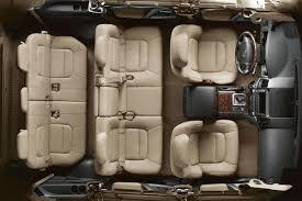 Toyota Land Cruiser Interior 2013 Toyota Land Cruiser A Review